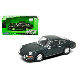 WELLY WEL 24087W-GRY 1964 PORSCHE 911 GREY 1/24 DIECAST