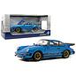 SOLIDO SOL S1802601 PORSCHE 911 CARRERA 3.0 COUPE BLUE DIECAST 1/18