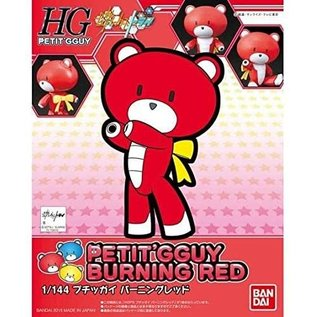 BANDAI BAN 5059145 PETIT'GGUY BURNING RED 1/144