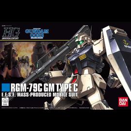 BANDAI BAN 5059163 RGM-79C GM TYPE C 1/144