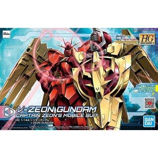 BANDAI BAN 5058220 #6 Nu-Zeon Gundam Build Divers Re:Rise HGBD:R 1/144