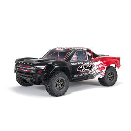 ARRMA ARA 4303V3T2 SENTON 4X4 3S BLX Brushless 1/10th 4wd SC Red