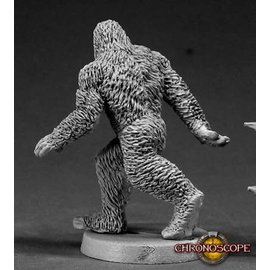 REAPER REA 50011 SASQUATCH METAL FIGURE CHRONOSCOPE WITH BASE