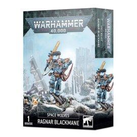 GAMES WORKSHOP WAR 99120101275 SPACE WOLVES RAGNAR BLACKMANE