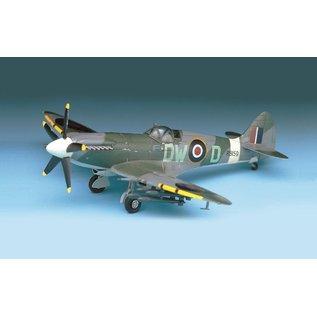 Academy/Model Rectifier Corp. ACA 12484 1/72 Spitfire Mk.XIV-C MODEL KIT