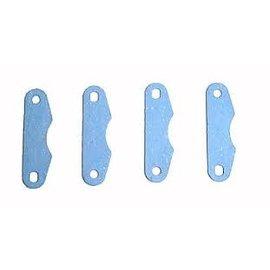 MUGEN MUG C0361 BRAKE PADS MBX/MTX4 SERIES