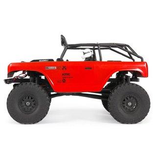 AXIAL RACING AXI 90081T1 RED 1/24 DEADBOLT RTR