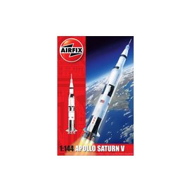 AIRFIX AIR A11170 APOLLO SATURN V 50TH ANNIVERSARY 1/144 MODEL KIT
