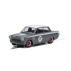 SCALEXTRIC SCA C4177 FORD LOTUS CORTINA No.77