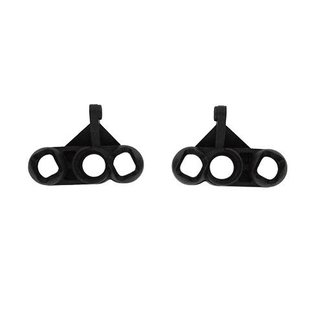 Redcat Racing RED 85718 FRONT STEERING KNUCKLES 1/8 AVALANCHE XTE, AVALANCHE XTR, HURRICANE XTE, HURRICANE XTR, MONSOON XTE, MONSOON XTR