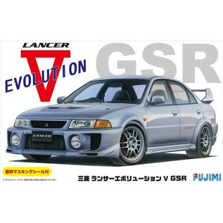 FUJ 039190 LANCER EVOLUTION V GSR 1/24 MODEL KIT