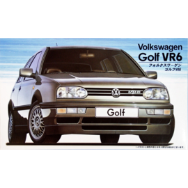 FUJ 120935 1/24 Volkswagen Golf VR6 '91 1/24 MODEL KIT