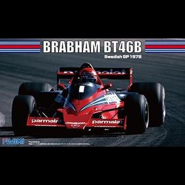 FUJ 092034 BRABHAM BT46B SWEDISH GP 1978 1/20 MODEL KIT
