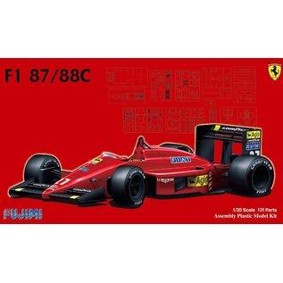 FUJ 091983 F1-87/88C 1/20 MODEL KIT