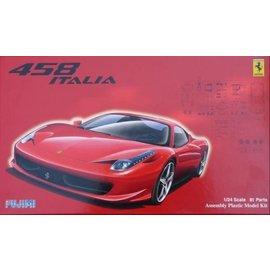 FUJ 123820 1/24 Ferrari 458 ITALIA MODEL KIT