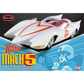 POLAR LIGHTS POL 981M 1/25 Speed Racer Mach V (Snap)