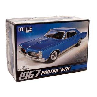MPC MPC 710L/12 1/25 '67 Pontiac GTO 1/25 MODEL KIT
