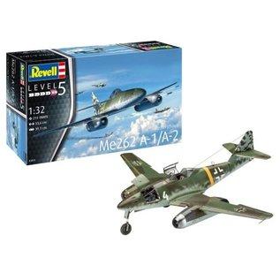 REVELL GERMANY REV 03875 1/32 Messerschmitt Me262 A1/A2 Schw