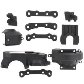 Redcat Racing RED 69514 Center Diff. Mounts, Suspension Mount Sets, Servo Retainers, Center Diff. Retainer V1