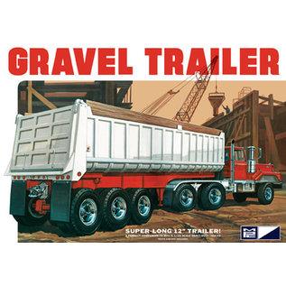 MPC MPC 823 3 AXLE GRAVEL TRAILER 1/25 MODEL KIT