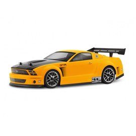 HPI RACING HPI 17504 FORD MUSTANG GT-R BODY 200MM CLEAR
