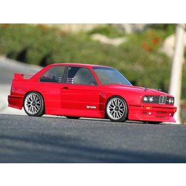 HPI RACING HPI 17540 BMW M3 E30 Body 200mm CLEAR