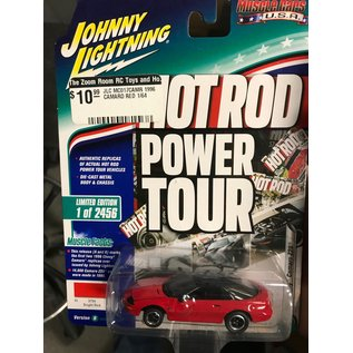 JOHNNY LIGHTNING JLC MC017CAMR 1996 CAMARO RED 1/64