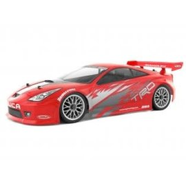 HPI RACING HPI 7340 Toyota Celica Body (190mm) CLEAR UNPAINTED