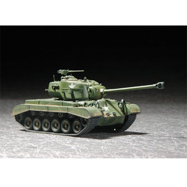 TRUMPETER TRU 07264 1/72 US M26 T26E3 Pershing Heavy Tank KIT