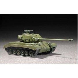 TRUMPETER TRU 07287 1/72 US T26E4 Pershing Heavy Tank KIT