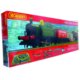HORNBY HOR R1211 WESTERN ROVER OO GAUGE TRAIN SET