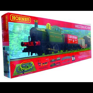 HORNBY HOR R1211 WESTERN ROVER OO GAUGE TRAIN SET