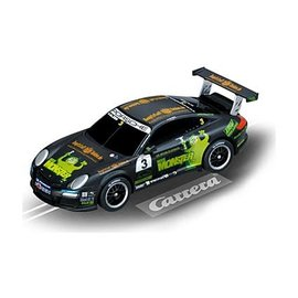 CARRERA CAR 61216 PORSCHE GT3 CUP MONSTER GO SLOT CAR