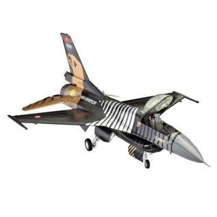 REVELL GERMANY REV 64844 COMPLETE MODEL SET 1/72 Lockheed Martin F-16C SOLO TURK
