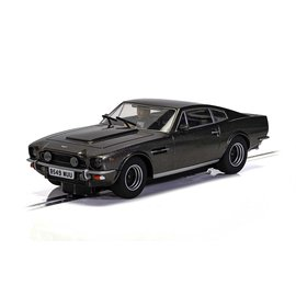 SCALEXTRIC SCA C4203 James Bond ASTON MARTIN V8 (NO TIME TO DIE)