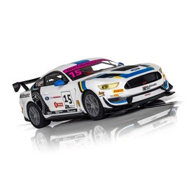 SCALEXTRIC SCA C4173 Ford Mustang GT4 BRITISH GT 2019 MULTIMATIC MOTORSPORT
