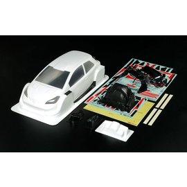 TAMIYA TAM 92400 TOYOTA Gazoo Racing WRT/Yaris WRC Body Set,Painted