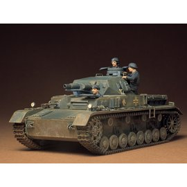 TAMIYA TAM 35096 1/35 German Pzkpw IV AusfD Kit