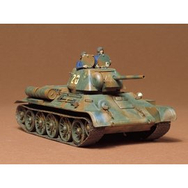 TAMIYA TAM 35059 1/35 Russian T34/76 '43 Tank MODEL KIT