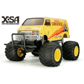 TAMIYA TAM 46701 X-SA LUNCHBOX SEMI-ASSEMBLED SERIES