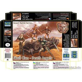 MASTERBOX MB 35122 SKULL CLAN DEATH ANGELS 1/35 MODEL KIT