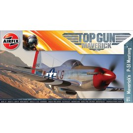 AIRFIX AIR A00505 MAVERIK'S P-51 MUSTANG 1/72 MODEL KIT