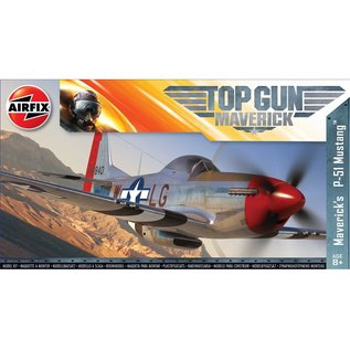 AIRFIX AIR A00505 MAVERIK'S P-51 MUSTANG 1/72 MODEL KIT