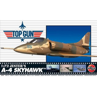 AIRFIX AIR A00501 JESTER'S A-4 SKYHAWK KIT 1/72