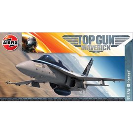 AIRFIX AIR A00504 F/A-18 HORNET TOP GUN MAVERICK