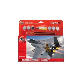 AIRFIX AIR A55311 MCDONNELL DOUGLAS F-15A EAGLE COMPLETE SET 1/72