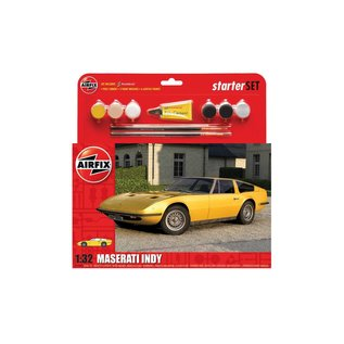 AIRFIX AIR A55309 MASERATI INDY STARTER SET