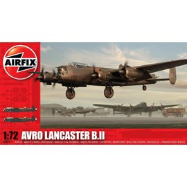 AIRFIX AIR A08001 AVRO LANCASTER B.II KIT 1/72 MODEL KIT