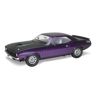 REVELL USA RMX 854416 1/25 1970 Plymouth AAR Cuda MODEL KIT