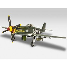 REVELL USA RMX 855989 1/32 P-51D-NA Mustang EARLY VERSION